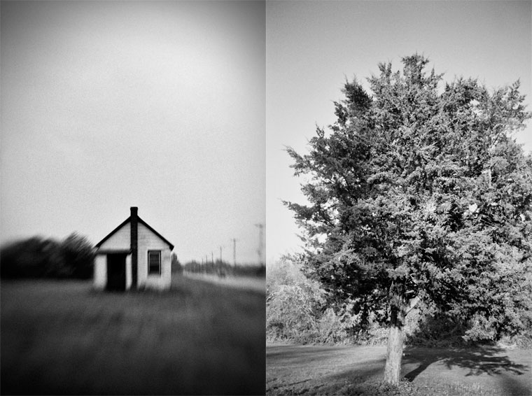 fine art photography diptych of long island landscape