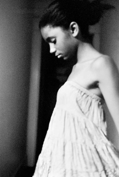 black and white fine art photo of a girl, Huntington, NY, Long Island photographer